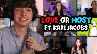 LOVE OR HOST FT