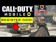 Call Of Duty MOBILE BETA RELEASE and BATTLE ROYALE information!!! Android & iOS