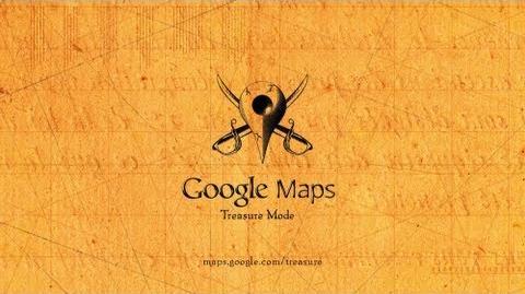 Explore Treasure Mode with Google Maps