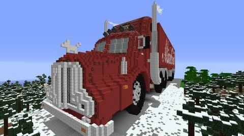 Let's_Show_Minecraft_1.6.4_Piston_House_Truck_Part_7_Download_nicht_der_Coca_Cola_Truck_epic