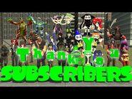 Spider's 100,000 Sub Milestone