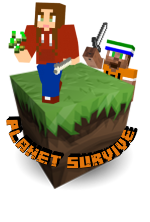 Minecraft Planet Survive