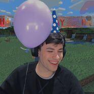GeorgeNotFound Birthday