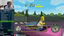 The_Simpsons_Hit_&_Run_All_Story_Missions_Speedrun_in_1_31_31