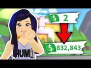 HOW TO MAKE UNLIMITED MONEY IN ADOPT ME - ROBLOX