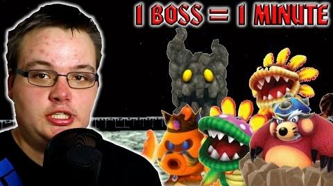 INTERGALAKTISCHE BOSSPARADE (1 Boss = 1 Minute) GameMinute USER-CHALLENGE
