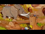 Elefantenkarawane caravan of elephants marble run