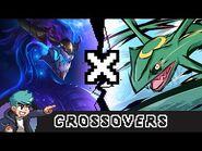 RE- Crossovers - Pokemon x LoL -