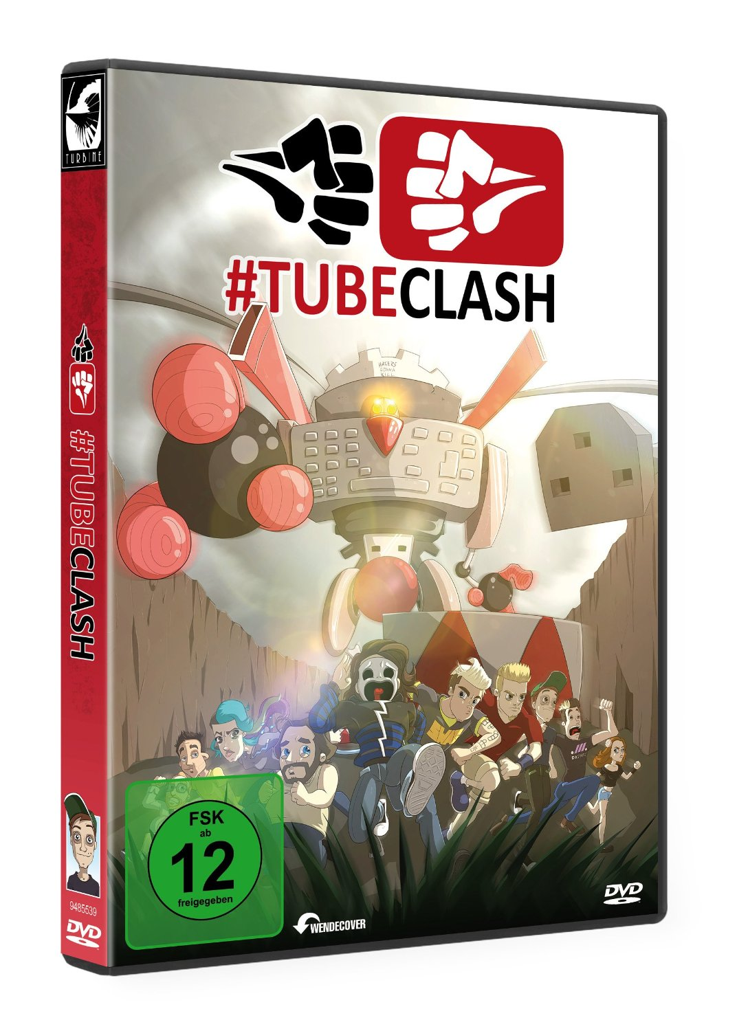 TubeClash - Staffel 1