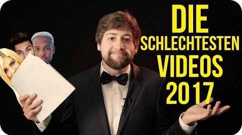 Der ANTI-Webvideopreis 2017! wvp17