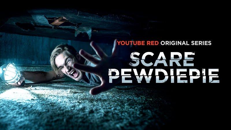 Scare PewDiePie