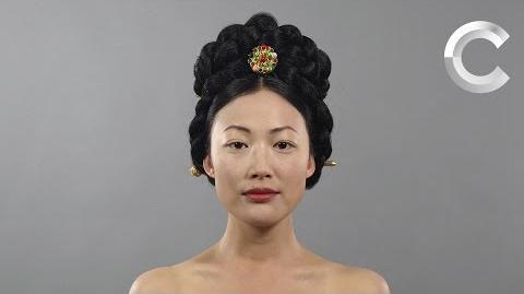 100 Years of Beauty - Episode 4 Korea (Tiffany)