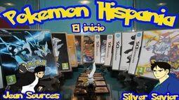 Todos_los_juegos_de_Pokémon_+_presentación_de_Jean_y_Silver_Pokémon_Hispania