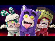 Oddbods - PARTY MONSTERS - Full EPISODE - Halloween 2021 Cartoons For Kids