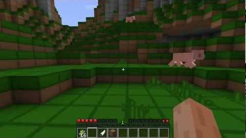 Minecraft_Capitulo_1_Inauguración_del_canal.Me_trollean_los_arboles!!!