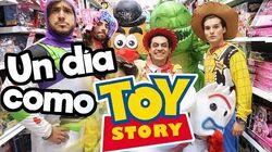 Un_Día_como_personajes_de_Toy_Story_4!!_Memo_Aponte