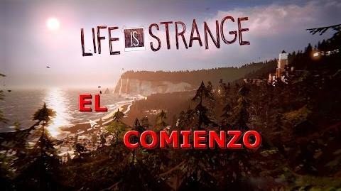 1 El comienzo Life is Strange - RayLux92