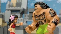"""Moana""_Movie_as_Told_by_LEGO_-_LEGO_Disney_Princess_-_Mini-Movie"