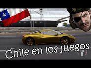 Apariciones de Chile en los videojuegos (No los típicos)