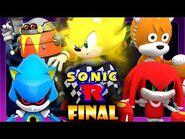¡DESBLOQUEANDO TODO! - Sonic R Final
