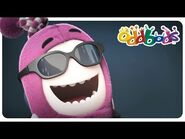 Cartoon - Oddbods - Newt And The 3D TV - Funny Cartoons For Children
