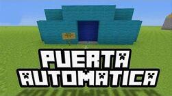 Minecraft_Xbox_360_I_¡Cómo_hacer_una_puerta_automatica_de_2x2!