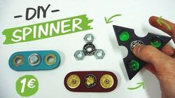 Como_hacer_un_SPINNER_How_to_make_a_Spinner_Fidget_Toy
