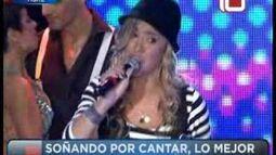 Las_Noticias_por_el_Diez_Soñando_por_Cantar,_lo_mejor