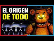 25 Secretos INCREÍBLES 🧸 Five Nights At Freddy's (Curiosidades) -FNAF-