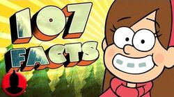 107_Gravity_Falls_Facts_YOU_Should_Know!_Channel_Frederator