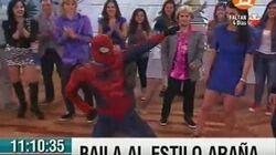 BAILE_SENSUAL_DE_SPIDERMAN_EN_LA_TV
