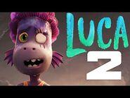 LUCA 2 - Muerte de Alberto - Origen de MONSTERS INC(Fan Film)