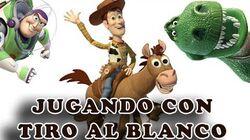 Jugando_Toy_Story_con_Tiro_al_Blanco_y_Woddy_Diviertete_y_Aprende