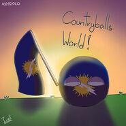 Countryballs World