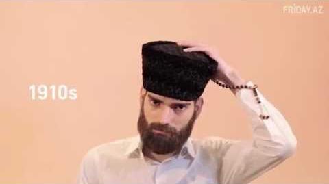 100 Years of Men's Style Azerbaijan FRIDAY.az