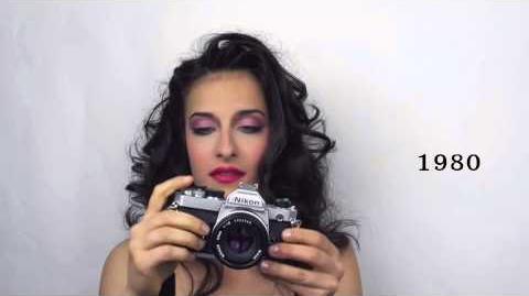100 anni di bellezza in un minuto (ITALIA) 100 years of beauty