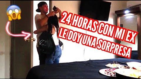 24 HORAS CON MI EX (ME LLEVA LA POLICIA) Juan de Dios Pantoja