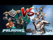 Why I like Paladins more than Overwatch