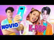 Problemas de una fanática de BTS - Cómo besé a mi ídolo de K-pop por La La Vida