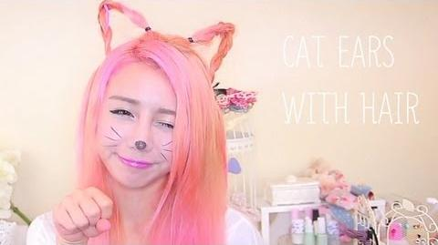 Make_cat_ears_with_your_own_hair_-_The_Wonderful_World_of_Wengie