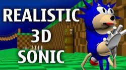 Realistic_3D_Sonic