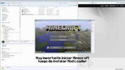 Tutorial_Minecraft_1.5.2_y_1.6.2_Instalar_mods_con_Mod_Loader_Too_Many_Items_(TMI)_y_Zan_Minimap