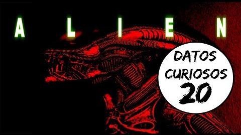 20 Datos Curiosos sobre el Alien