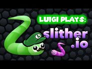 Luigi Plays - SLITHER