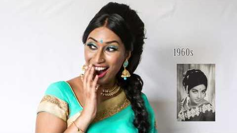 100 Years of Beauty - South Indian (Singapore), Episode 3