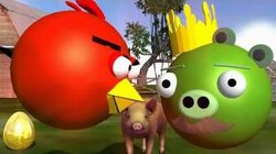 The_ANIMAL_FARM_with_some_ANGRY_BIRDS_♫_♪_♫_♪_♫_3D_animated_spoof_-_FunVideoTV-Style