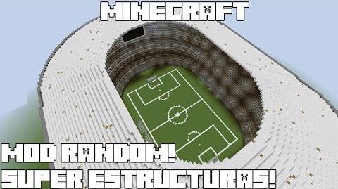 Minecraft_MOD_RANDOM!_SUPER_ESTRUCTURAS!_Instant_Massive_Structures_Mod_Review_Español!