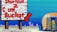 Shortcut 2 Cum Bucket