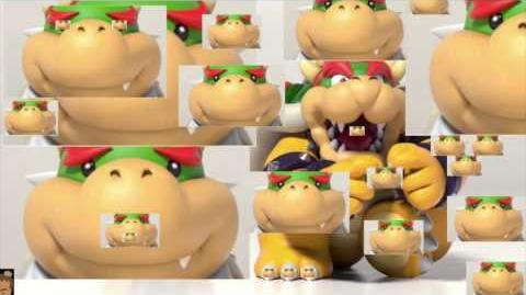 YTP Bowser Sends His Son Into A Never-Ending Downward Spiral of Disappointment