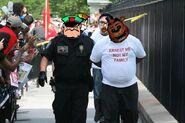 Immigration Reform Leaders Arrested 14